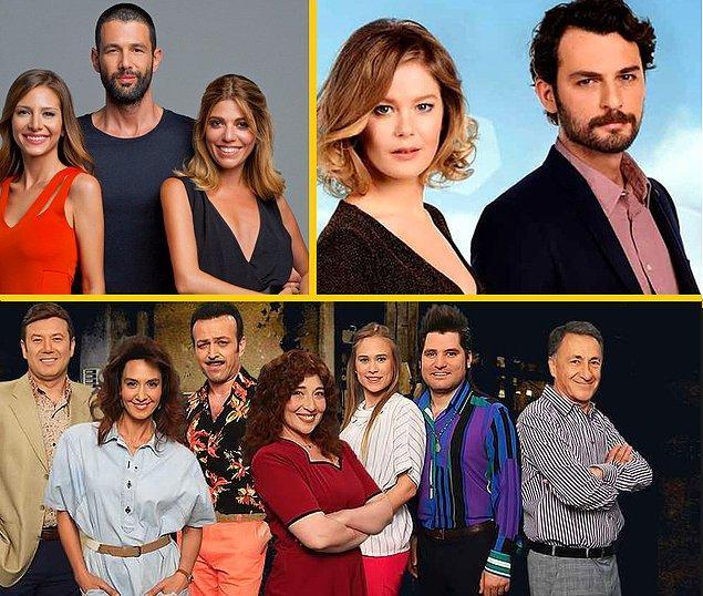 Sadece yeni başlayan diziler değil uzun süredir devam eden dizilerden de yavaş yavaş final kararları geliyor.