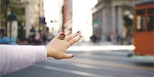 Şık Tasarımı ve Gizli Özelliğiyle Dikkat Çeken 'Alarm Yüzüğü'