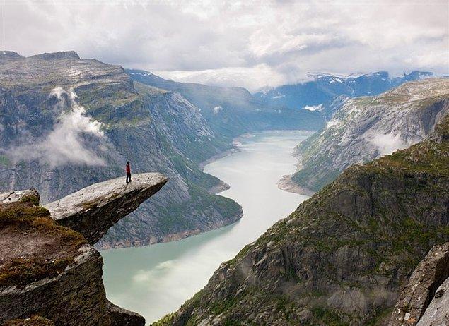 13. Norveç