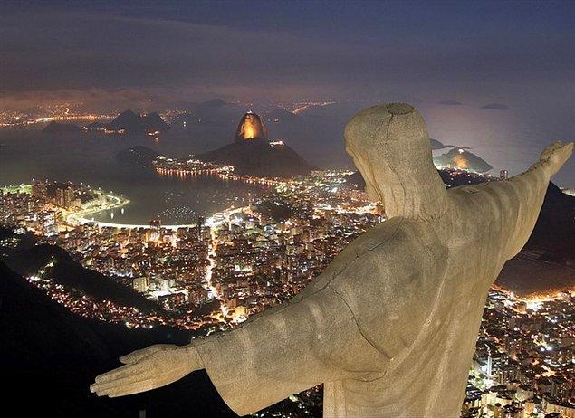 15. Rio de Janeiro - Brezilya