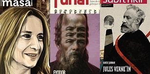 Yaratıcı ve Modern: Türkiye'nin Ünlü Dergilerinin Mayıs Ayındaki Yeni Nesil Kapakları