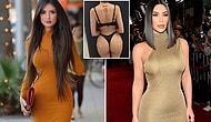 Kim Kardashian'dan Daha Büyük Kalçalara Sahip Olmak İçin 80.000 Dolar Harcayan Model