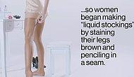 Kadın Külotlu Çorap Modasının 100 Yıl İçindeki İnanılmaz Değişimi