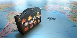Sana Uygun Olan Seyahat Türünü Söylüyoruz!