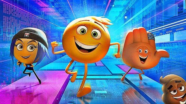 4. The Emoji Movie