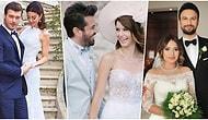 Herkese Nasip Olmaz! Evlenmek İçin Yurt Dışını Tercih Edip Hayallerini Gerçekleştiren 21 Ünlü Çift