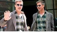 Brad Pitt'in 'Brad Emmi'ye Dönüşmesi