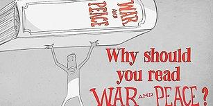 Tolstoy'un 'Savaş ve Barış' Eserini Neden Okumalısınız?
