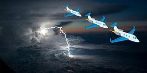 Hayranlıktan Ağzınızın Açık Kalacağı, Uçak Kokpitinden Çekilmiş Hepsi Birbirinden Güzel 25 An!