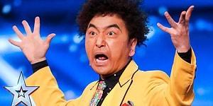 İngiltere Yetenek Yarışmasında Performansıyla Çılgın Atan Yarışmacı