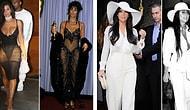 Kim Kardashian'ın Son Dönemde İkonik Şarkıcı Cher'i Taklit Ettiğini Gösteren 10 Kombini