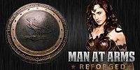 Wonder Woman'ın Kalkanı Gerçek Hayata Uyarlanırsa!