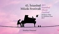 """45. İstanbul Müzik Festivali'nin 12 """"Sıradışı"""" Mekânı"""