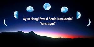 Ay'ın Hangi Evresi Senin Karakterini Yansıtıyor?