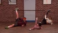 Siz Ne Kadar Sevimlisiniz Öyle! James Corden ve Jennifer Lopez'den Çocuklarla Dans