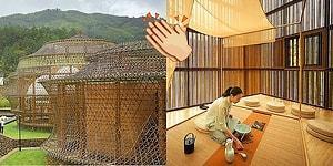 Küçük Çin Köyünün Yeniden Tasarlanmasını Sağlayan İlk Uluslararası Bambu Bienali