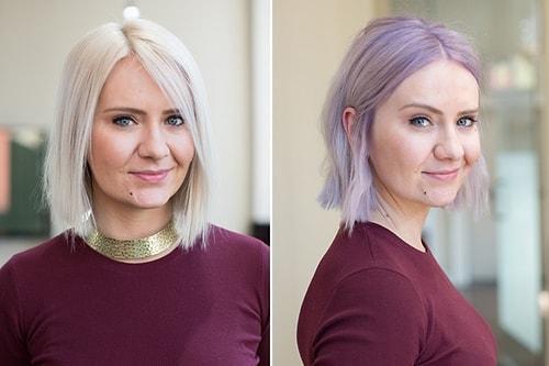 Tecrübeli Birinden Saçlarını Yeni Yeni Renkli Boyamaya Başlayanlar
