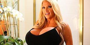 Aşırı Büyük Göğüsleriyle Yıllık 100.000 Dolar Kazanan Kadınla Tanışın: Allegra Cole