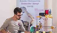 Burası Bilim ve Teknolojinin Işığında Geleceğin Mühendislerinin Yetiştiği Yer
