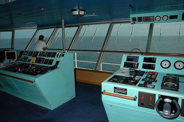 Verdiğin cevaplara göre sen Gemi Makineleri İşletme Mühendisliği okumalısın!