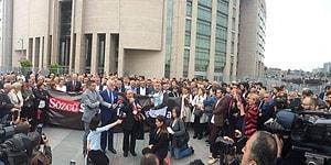 Gerekçe 'FETÖ Adına Suç İşlemek': Sözcü Çalışanları Gökmen Ulu ve Mediha Olgun Tutuklandı