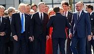 Macron'dan Donald Trump'a Efsane Ayar!