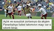 1-1 Sona Eren Fenerbahçe - Trabzonspor Maçının Sosyal Medya Özeti