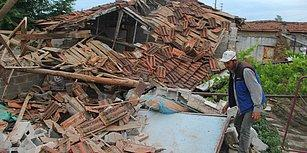 Manisa Beşik Gibi: Dün Akşam Saatlerinden Bu Yana 100'ü Aşkın Deprem Meydana Geldi, Halk Tedirgin