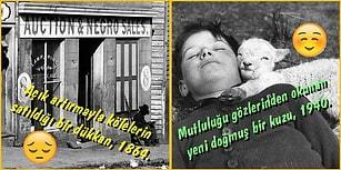 Hüznüyle Sevinciyle Tarihe Dikiz Aynasından Bakıyor Hissi Uyandıran 23 Fotoğraf