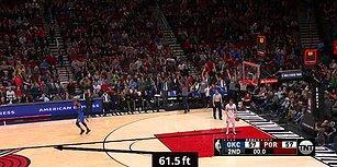 2016-17 NBA Sezonunun En İyi 10 Uzaktan Basketi