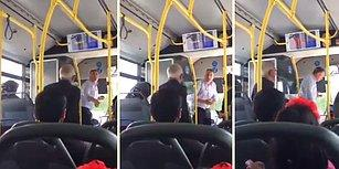 Psikolojisi Bozulduğu İçin Yolcuları İndiren Otobüs Şoförü