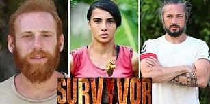 Survivor'da Sevilen Üç İsmin Karşı Karşıya Geldiği Eleme Gecesinde Ağlatan Veda!