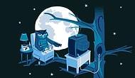 Bilimden Güzel Haber: Gece Kuşları Daha Zeki ve Daha Yaratıcı Bireylerdir!