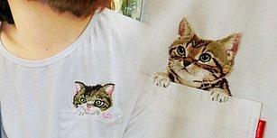 Birbirinden Şirin Kedileri Cebinizde Taşıyabileceğiniz 23 Şeker Gibi Tasarım