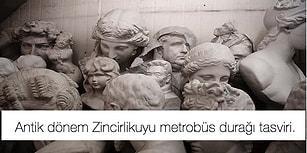 İstanbullunun Derdi Metrobüsü Mizahına Alet Ederek Az da Olsa Çilesini Azaltan 15 Kişi