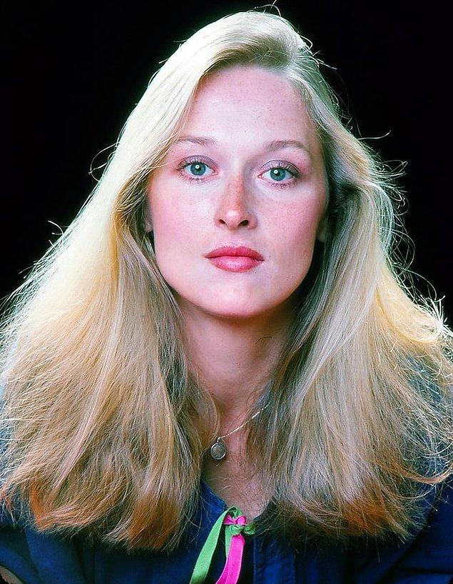 14. Meryl Streep
