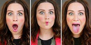 Her Gün 20 Saniye Uyguladığınızda Yüzünüzdeki Kırışıklıkları %90 Azaltacak Yüz Egzersizleri