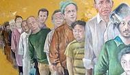 Dünya Liderlerini Çaresizlik İçindeki Mültecilere Dönüştüren Sanatçıdan Çarpıcı Sergi!
