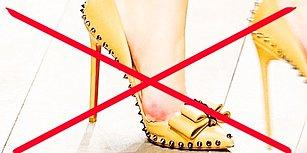 Bu 9 Taktikle En Sevdiğiniz Ayakkabınızı Giymemeniz İçin Hiçbir Sebep Kalmayacak!