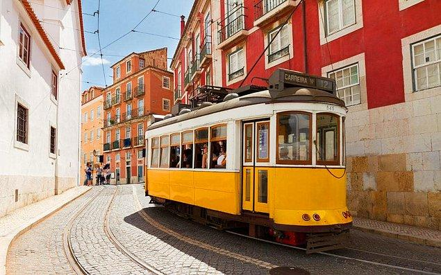 13. Lizbon, Portekiz