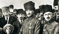 Çağdaş Bir Gazete Manşetinin Anlatımıyla Atatürk'ün 1925'te Amasya'ya Yaptığı Ziyaret