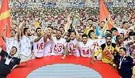 Göztepe Süper Lig e Yükseldi