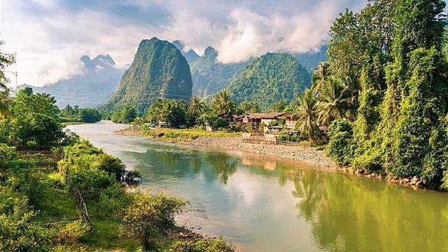 3. Laos nerede ola ki?