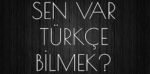 Bu Anlatım Bozukluğu Testine Göre Türkçeye Ne Kadar Hakimsin?