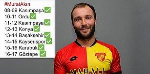 Az Buz Değil Tam 8 Takım! Oynadığı Takımı Süper Lig'e Çıkarıp 1. Lig Efsanesi Olan Murat Akın