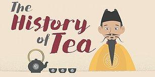 Dünyanın En Çok Tüketilen İçeceklerinden Biri Olan Çayın Tarihi