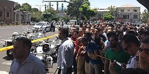 İran'daki Çifte Saldırıda En Az 12 Ölü: 'Arkasında Suudi Arabistan Var, İntikam Alacağız'