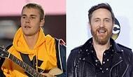 Justin Bieber Ve David Guetta'dan Yeni Single