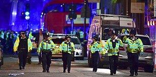 Londra Saldırganlarının Polisler Tarafından Vurulduğu Anın Görüntüleri Yayınlandı!