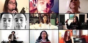 Sertab Erener'in Yeni Klibi, Hayranlarının Gönderdiği Videolardan Oluşuyor!